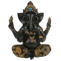 Ganesha met luxe gewaad #2
