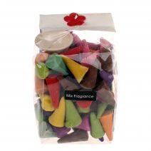 Wierookkegel mix 100 gram cadeauverpakking