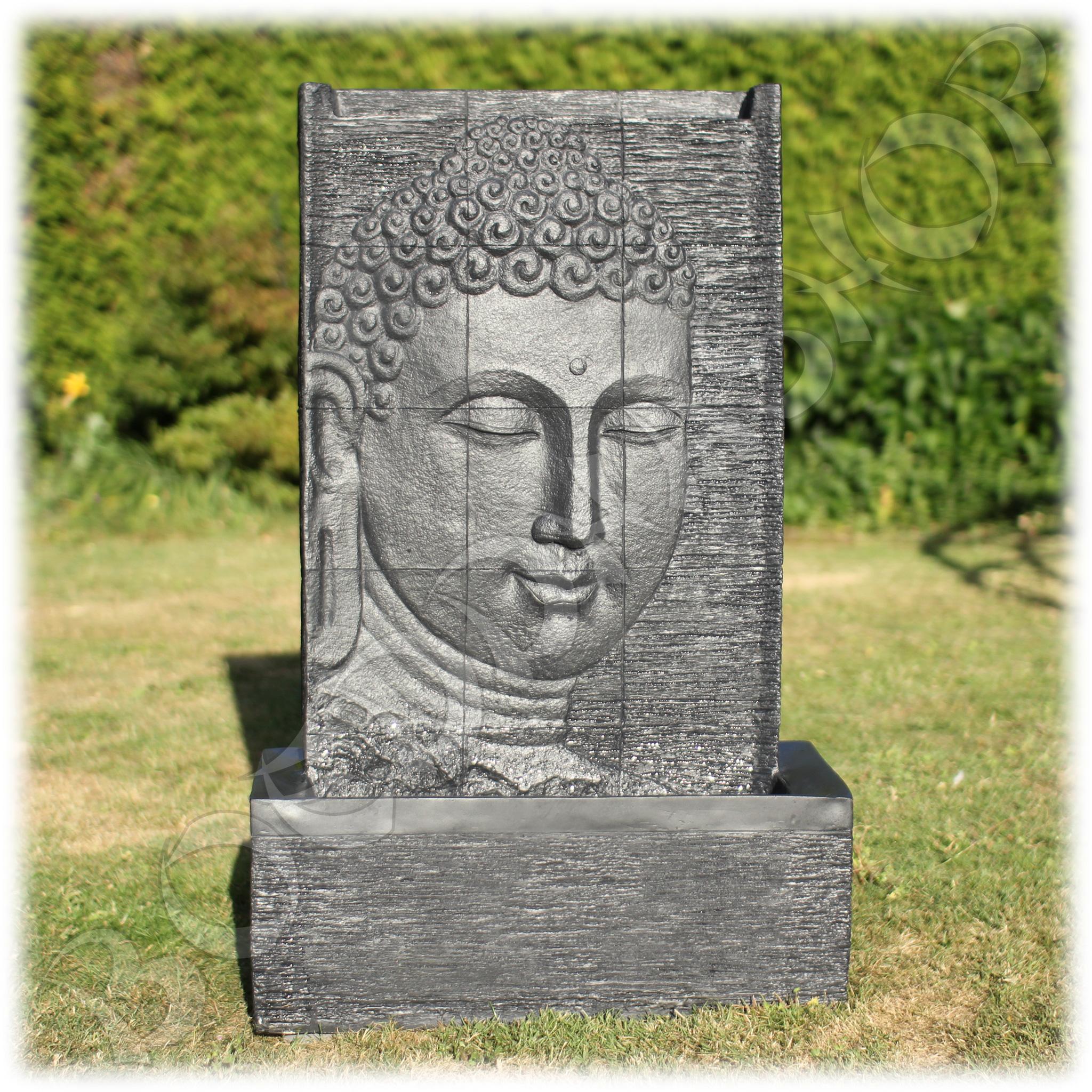 Fontein Thais Boeddha gezicht groot