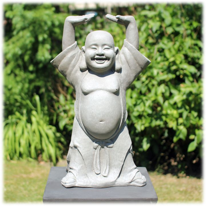 Happy Boeddha Hotei L licht