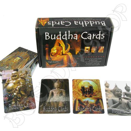Boeddha kaartenset