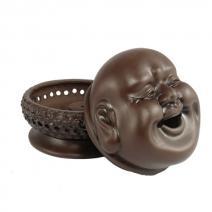 Wierookhouder Happy Boeddha