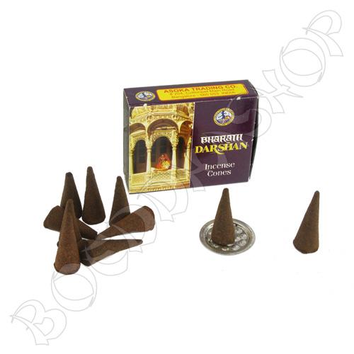 Darshan Bharath wierook kegels