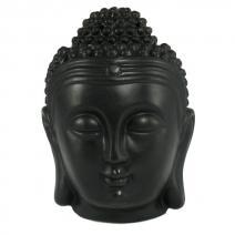 Oliebrander Thais boeddha hoofd
