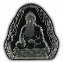 Thaise Boeddha, kristal relief