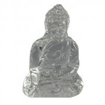 Thaise kristallen Boeddha