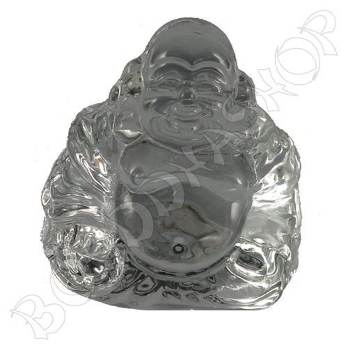 Chinese Boeddha kristal klein