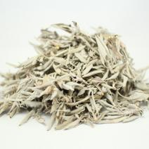 Witte salie wierook, 100g losse white sage