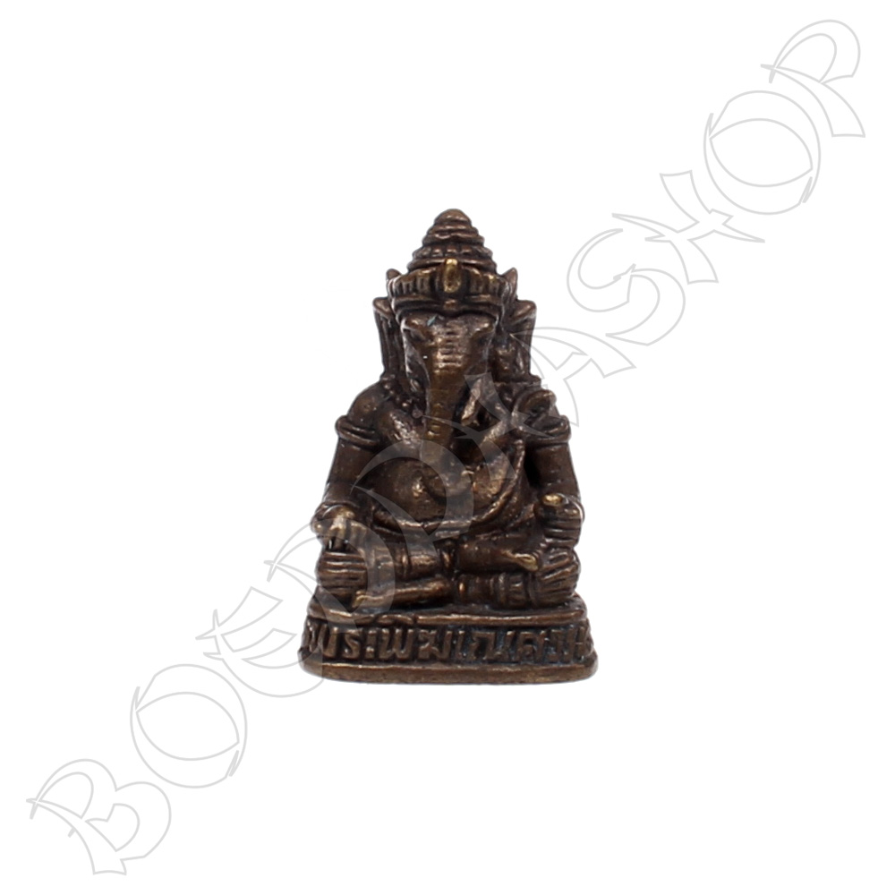 Ganesha met rijstkorrel