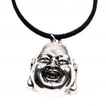 Hanger Happy Boeddha hoofd