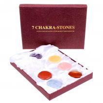 7 edelsteen Chakra opleggers