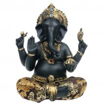 Ganesha met luxe gewaad