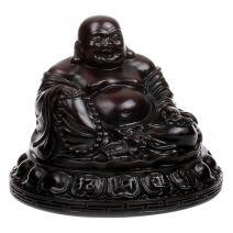 Happy Boeddha op lotus