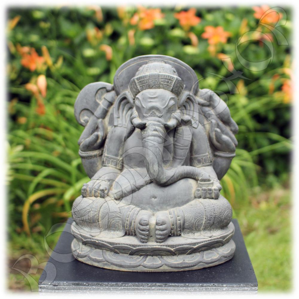 Ganesha tuinbeeld 40cm