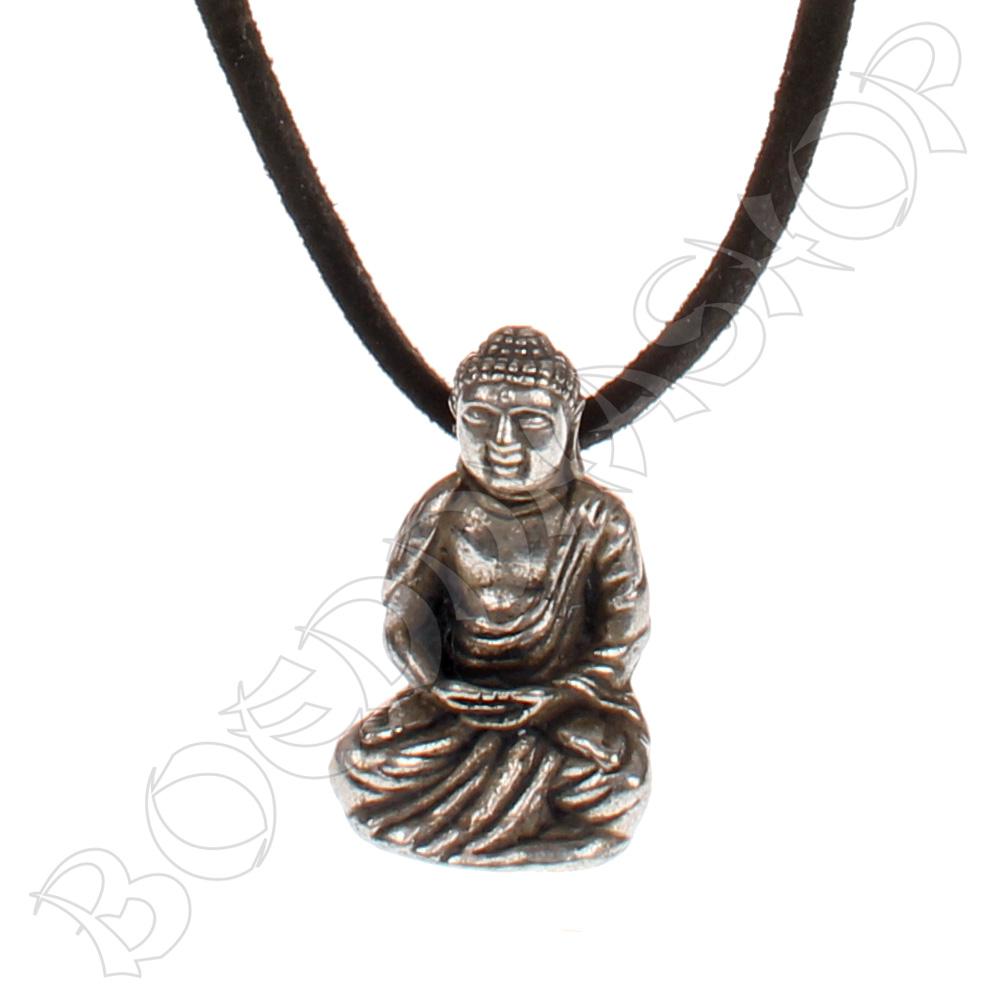 Hanger Japanse Boeddha brons