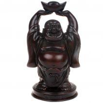 Boeddha hotei met goudklomp