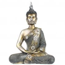 Thaise Boeddha antiek brons