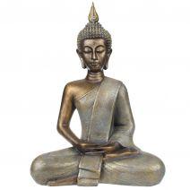 Thaise Boeddha bronslook L