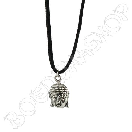 Hanger Boeddha hoofd klein #1