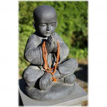Shaolin monnik clayfibre donker