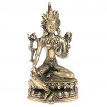 Tara brons handgemaakt 22,5cm