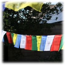 Tibetaanse gebedsvlaggen XXL - super-A