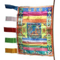 Grote Tibetaanse vlag