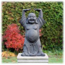 Happy Boeddha Hotei L donker