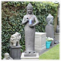 Staand Boeddha tuinbeeld XL